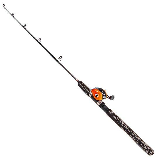 Fladen Warbird C20 Orange spinnfiskeset