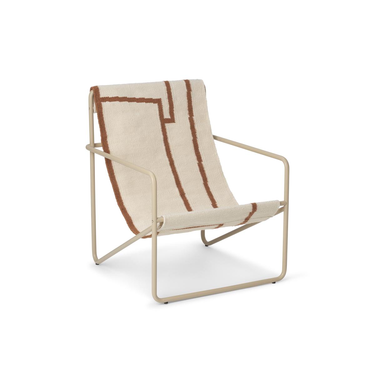 Desert Chair Kids Cashmere/Shape Ferm Living