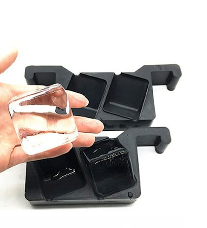 Form for krystallklar is – Kuber