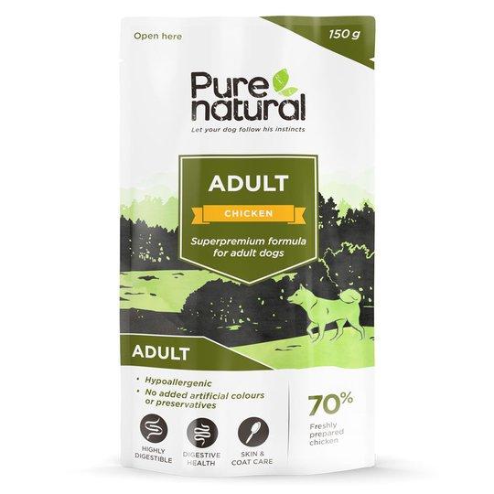 Purenatural Dog Adult Chicken