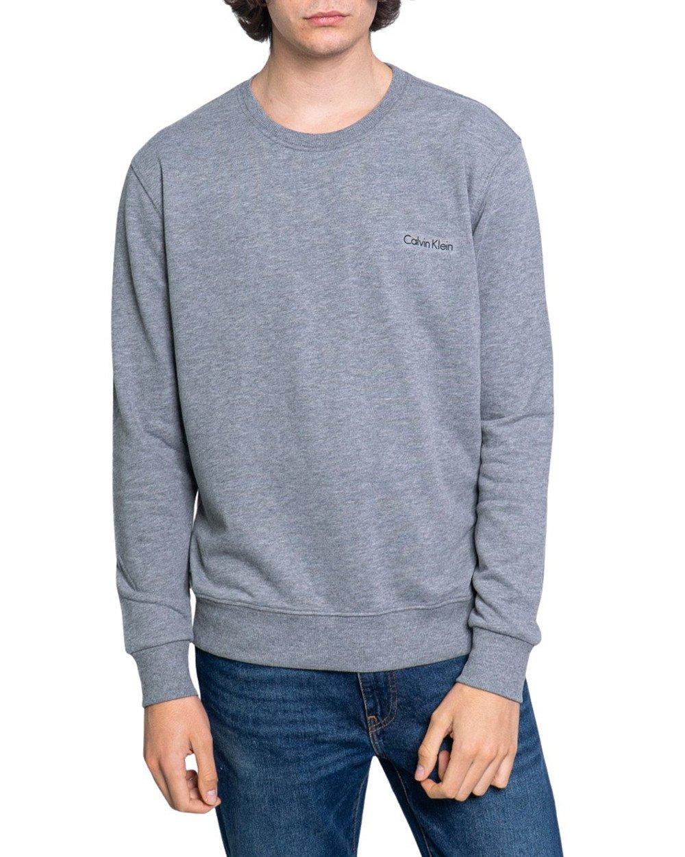 Calvin Klein Jeans Men's Sweatshirt Various Colours 189009 - grey XXL