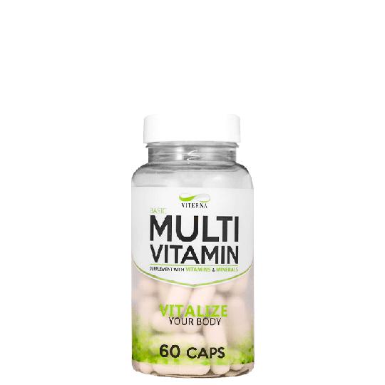 Multivitamin Basic, 60 caps