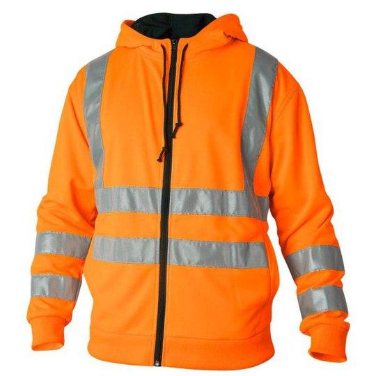 Top Swede 4229 Huppari heijastimet, oranssi Koko S