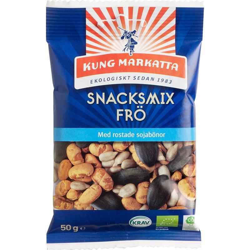 Eko Snacksmix Frö - 33% rabatt
