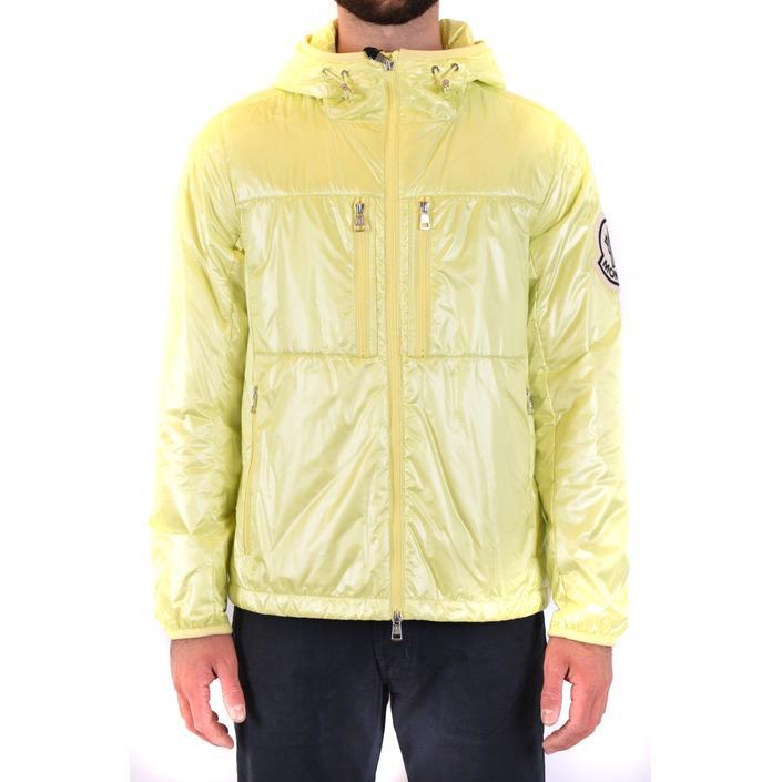 Moncler Men's Jacket Jacket 226593 - yellow 2