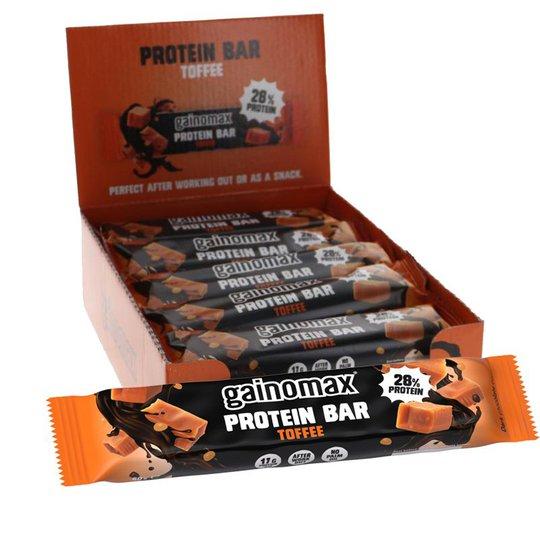 Proteinbars Toffee 15-pack - 33% rabatt