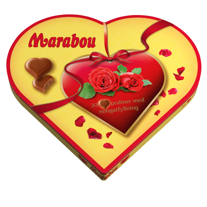 Chokladpraliner Nougat 180g - 77% rabatt