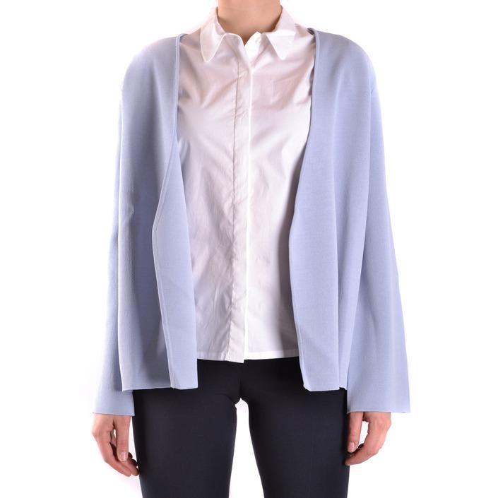 Pinko Women's Cardigan Blue 161001 - blue M