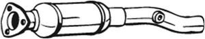 Katalysaattori, Keskellä, SEAT,SKODA,VW, 1J0131089BX, 1J0253023X