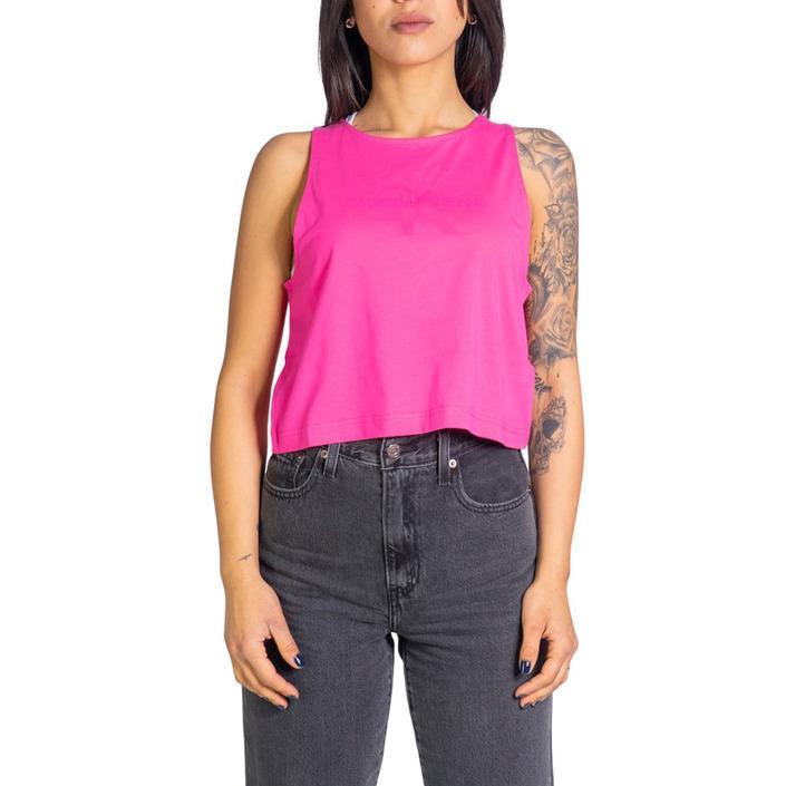 Calvin Klein Jeans Women's Tank Top Various Colours 299825 - pink XS