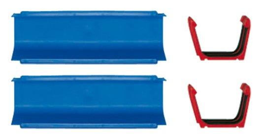 Aquaplay Rett Forlengelseselement med Koblinger, 2-pack