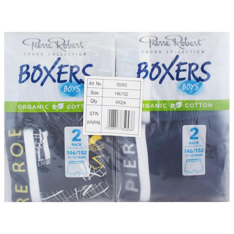"""Kalsonger """"Boxers"""" 146-152 8-pack - 62% rabatt"""