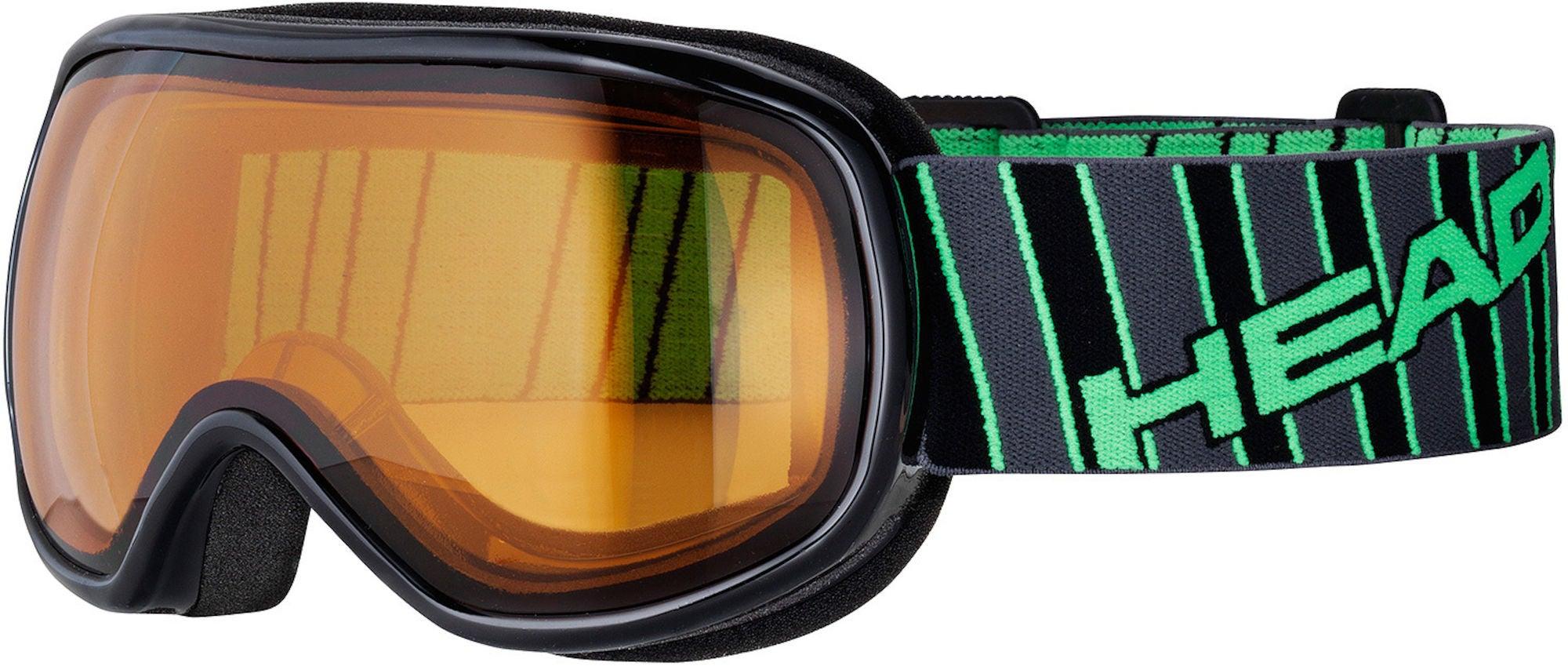 HEAD Ninja Skidglasögon, Svart