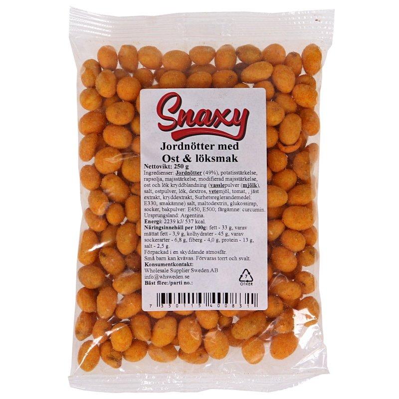 Crispy Coated Peanuts Ost & Lök - 26% rabatt