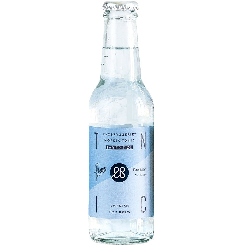 "Tonicvatten ""Extra Bitter"" 200ml - 44% rabatt"