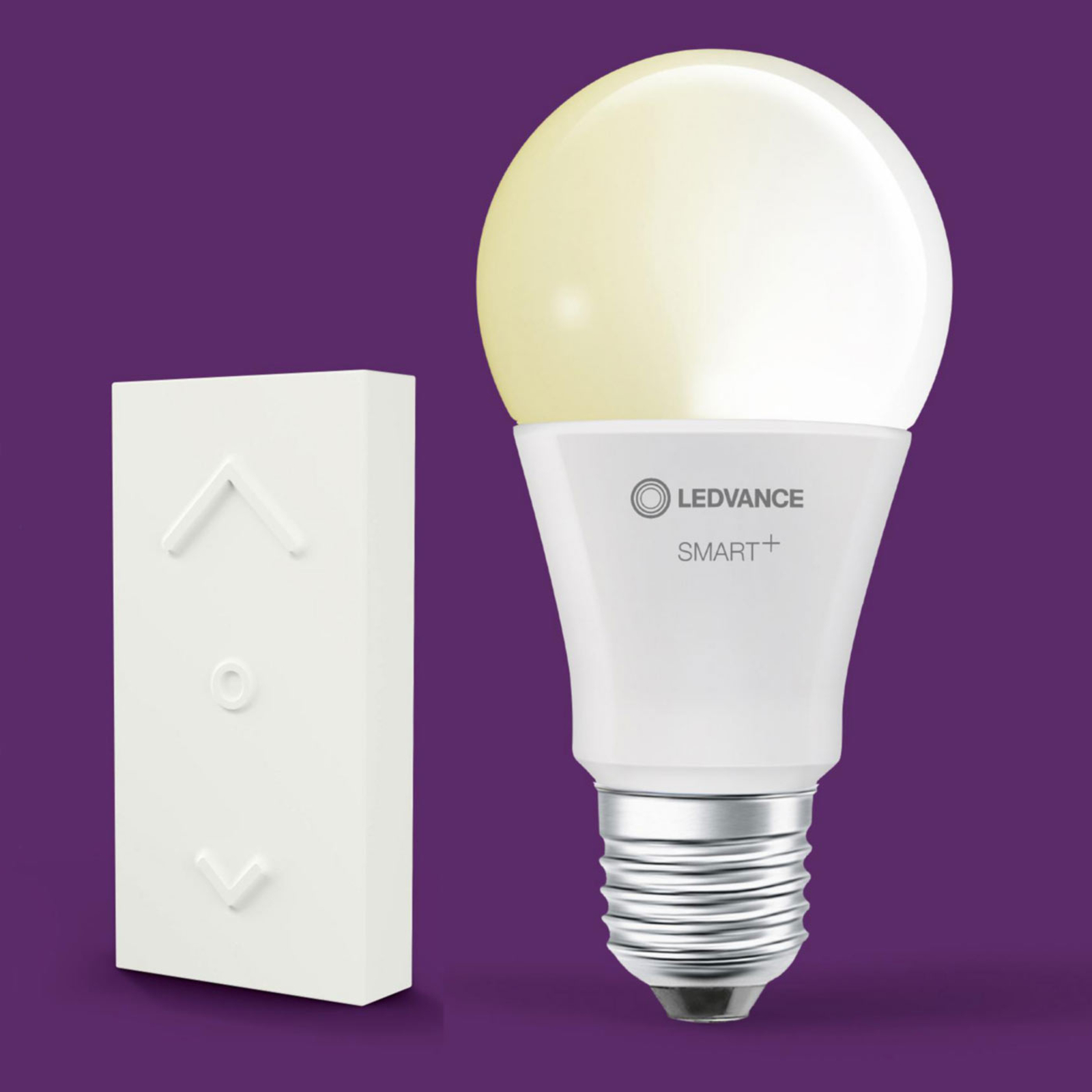 LEDVANCE SMART+ ZigBee E27 2700 K 8,5W Switch Mini