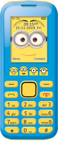 Grusomme Meg Mobiltelefon