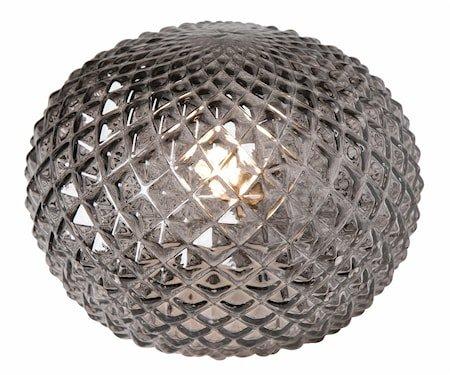 Bordlampe Andrea - Røykgrå