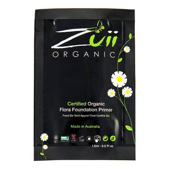 Zuii Organic Colour Corrective Primer Mint PROV