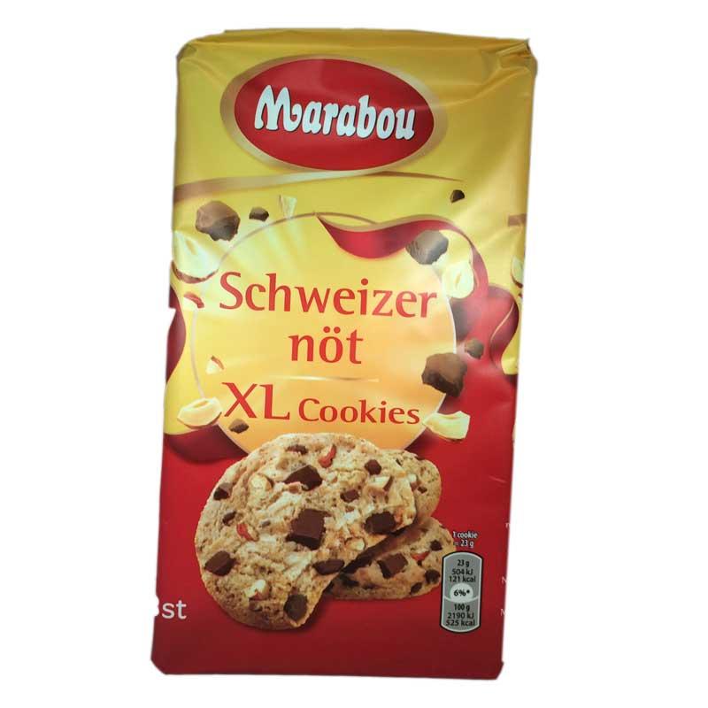 XL Cookies Schweizer nöt - 65% rabatt