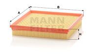 Ilmansuodatin MANN-FILTER C 2493