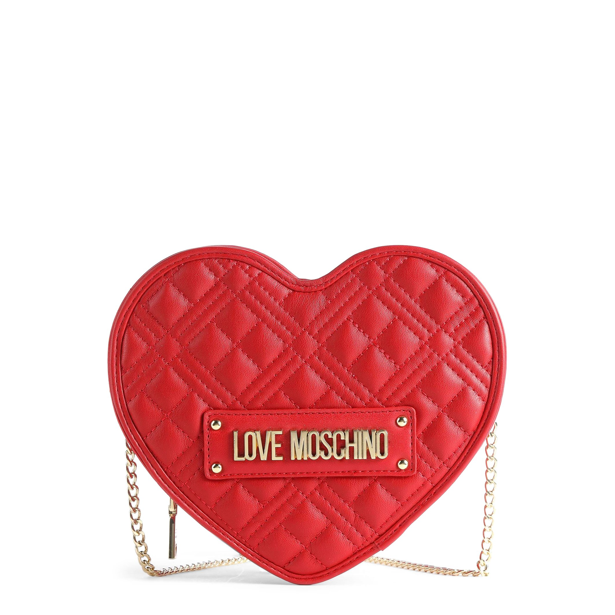 Love Moschino Women's Crossbody Bag Various Colours JC4132PP1DLA0 - red NOSIZE