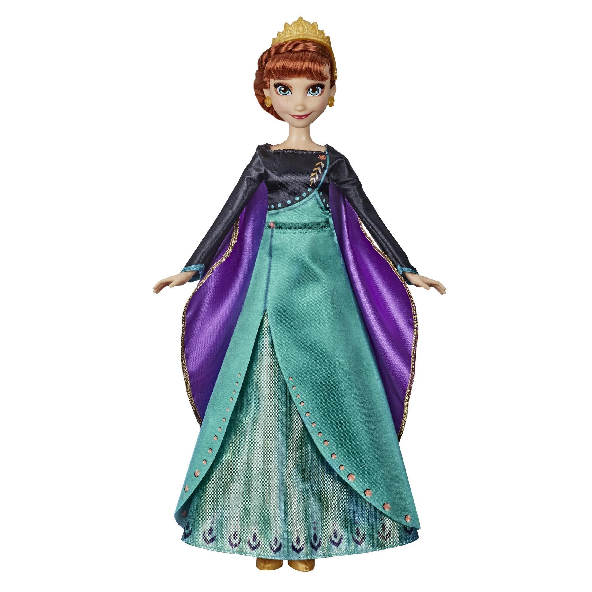 Disney Frozen 2 - Musical Adventure Anna (E8881)