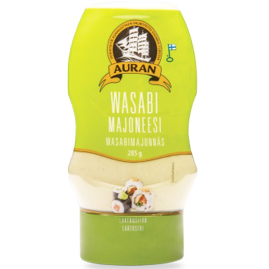 Majoneesi Wasabi 285g - 80% alennus