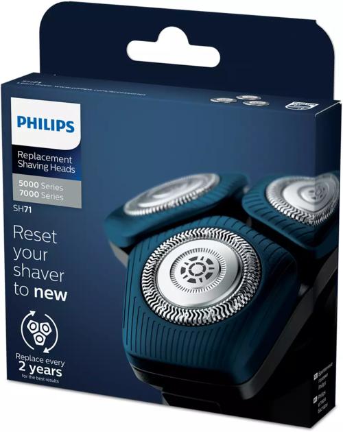 Philips Sh71/50 Shaving Head Tillbehör - Stål