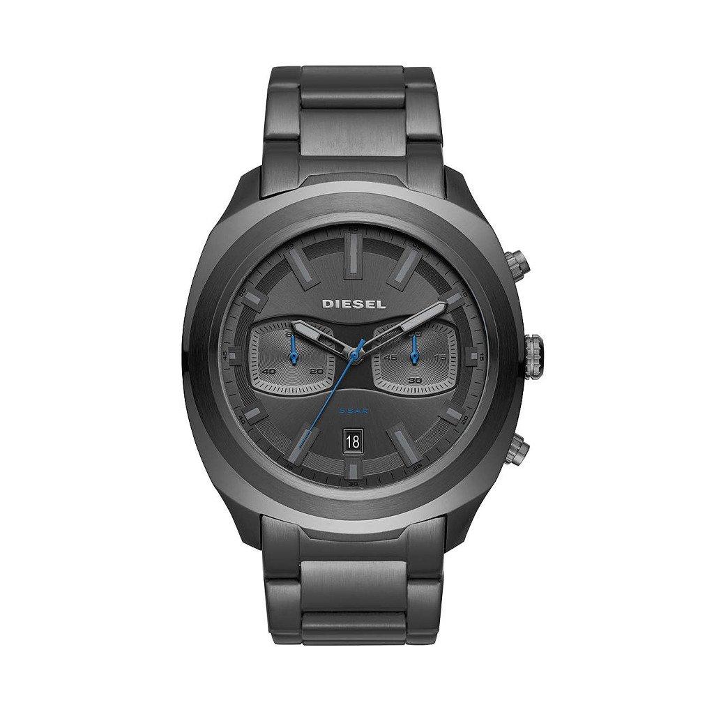 Diesel Men's Watch Black DZ4510 - black NOSIZE