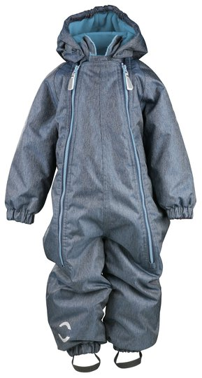 Mikk-Line Babydress, Hawaiin Blue 74
