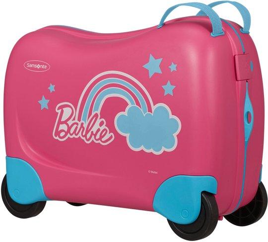 Samsonite Dreamrider Koffert 28L, Barbie Pink Dream