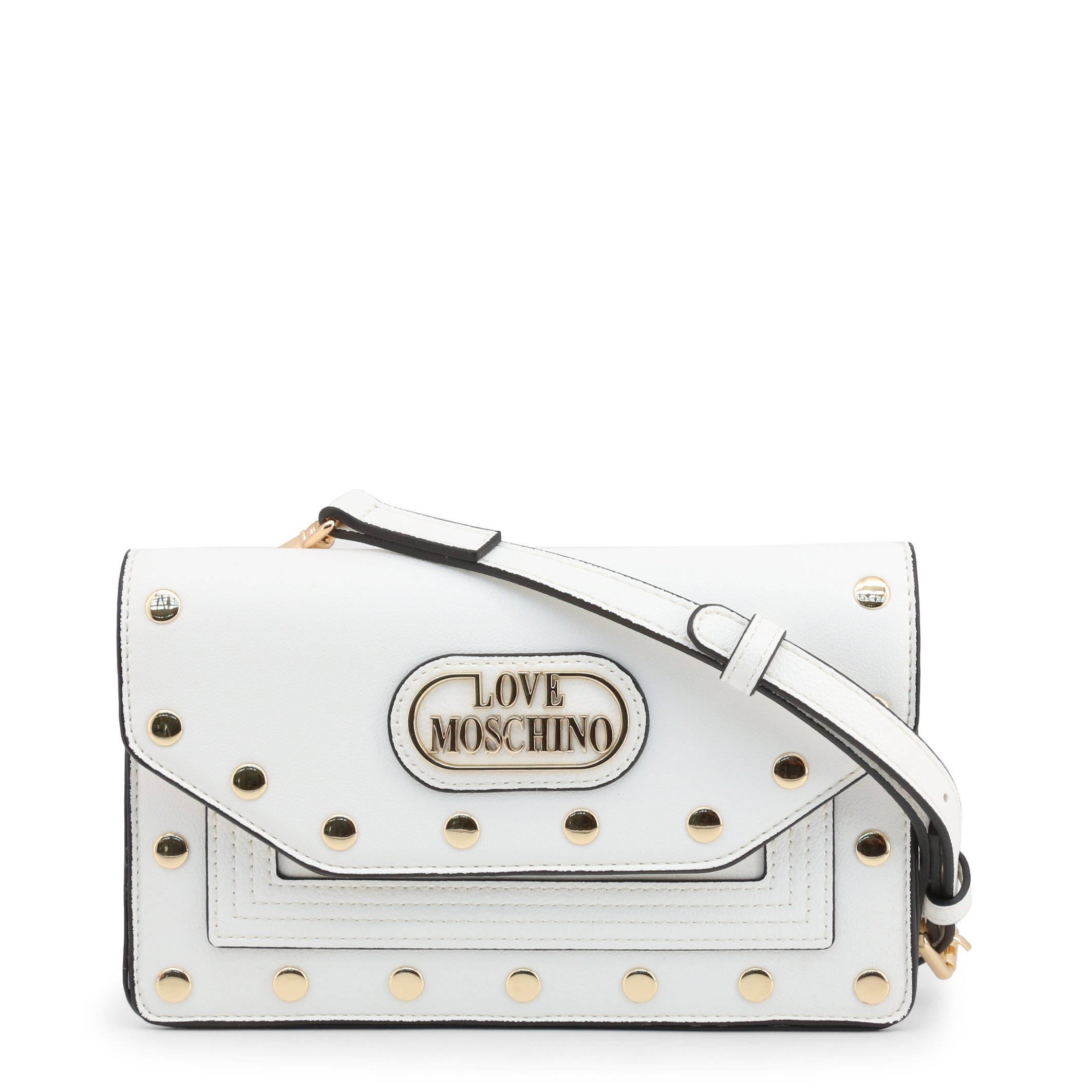 Love Moschino Women's Crossbody Bag Various Colours JC4048PP1CLE1 - white NOSIZE