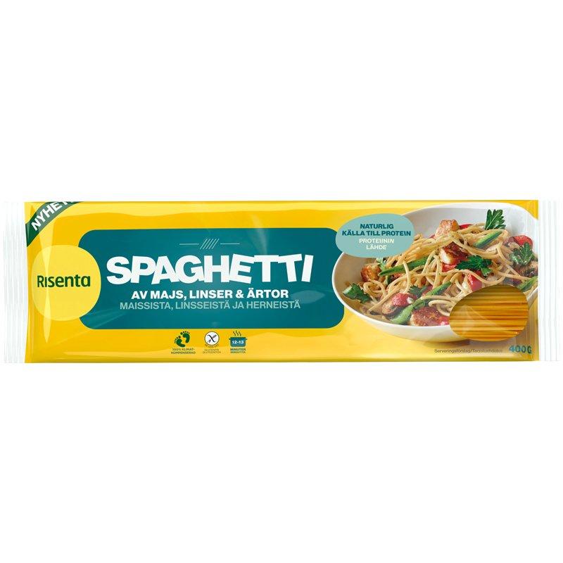 Spaghetti Majs, Linser & Ärtor - 13% rabatt