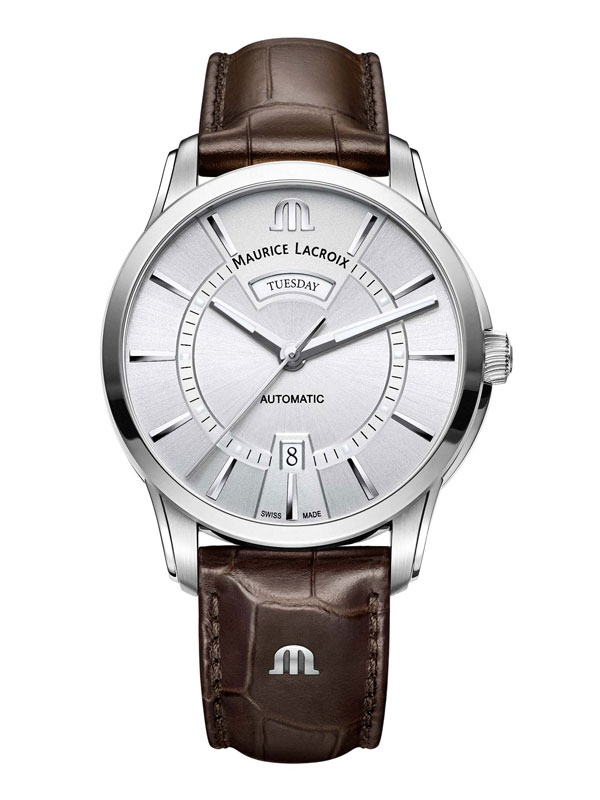 Maurice Lacroix Pontos Automatic Day Date 41mm PT6358-SS001-130-1