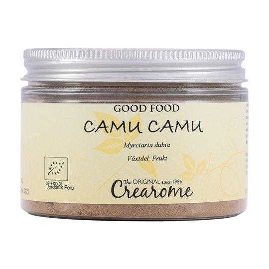 Crearome Ekologiskt Camu Camu-pulver, 50 g