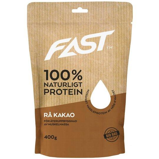 Proteinpulver Rå Kakao 400g - 80% rabatt