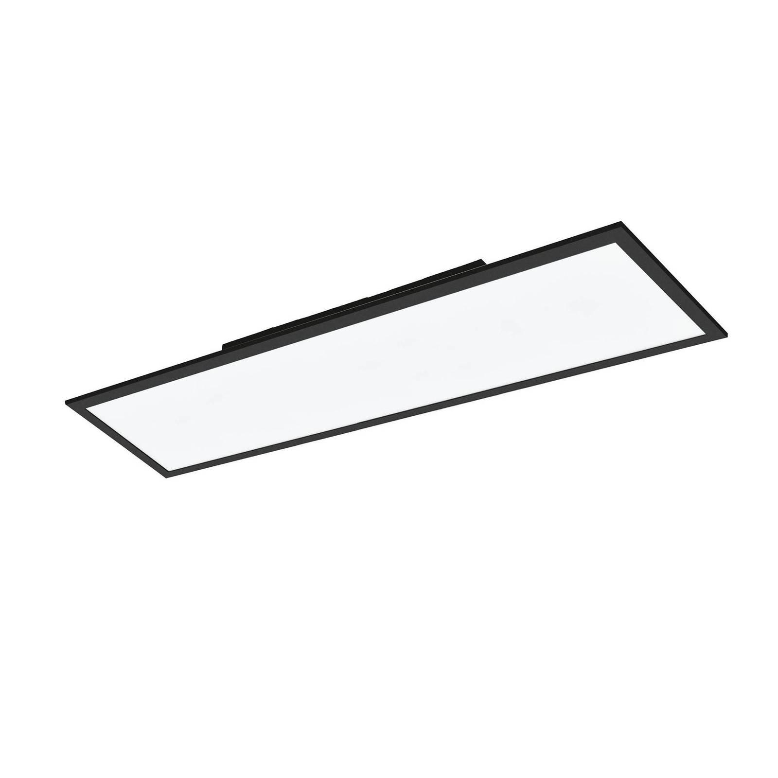 EGLO connect Salobrena-C -LED-paneeli musta 120x30
