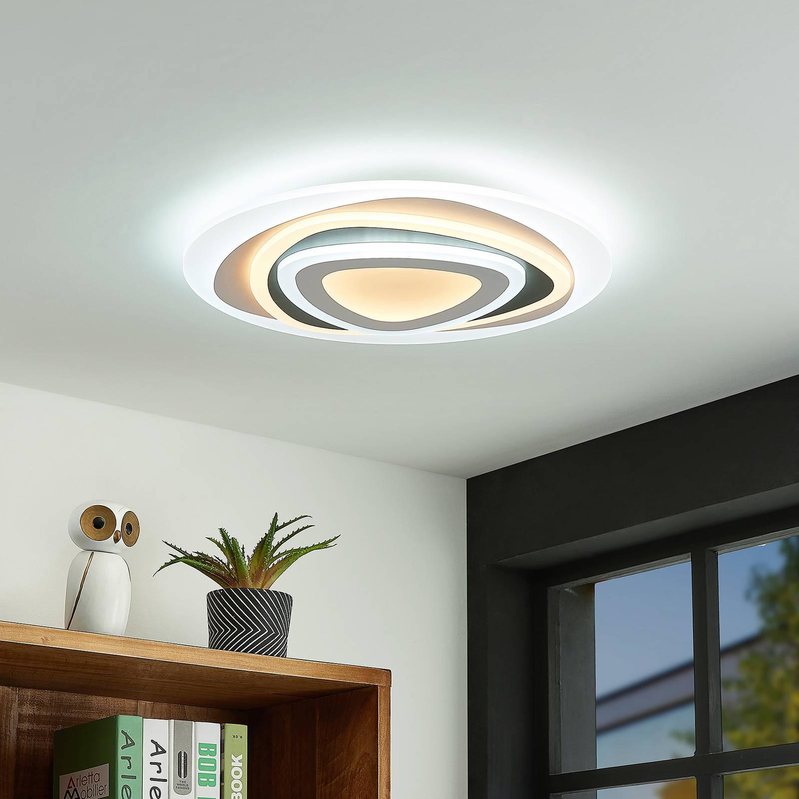 Lindby Rebeka -LED-kattovalaisin