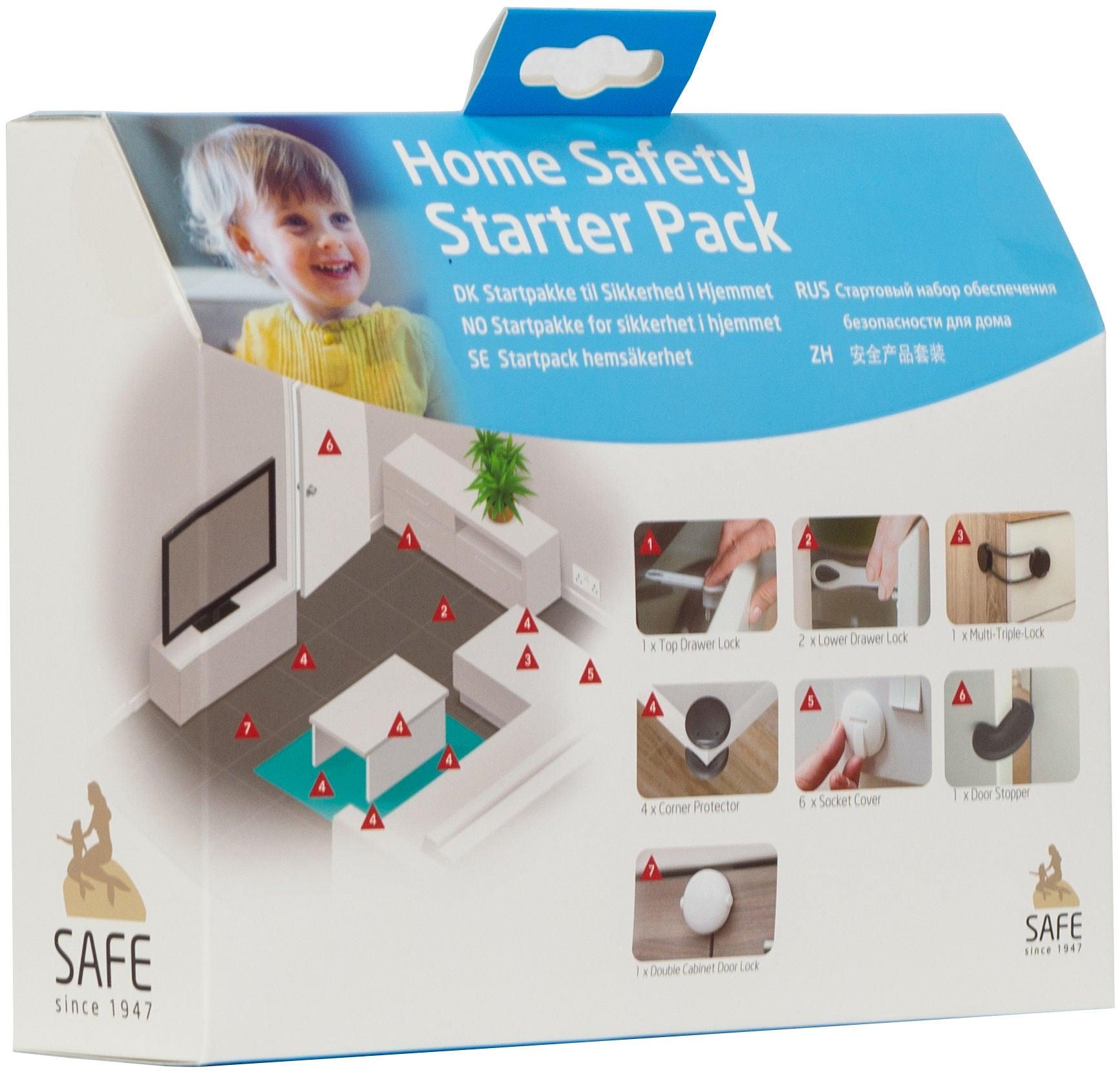 Safe & Care Kodinturvallisuus Aloituspakkaus