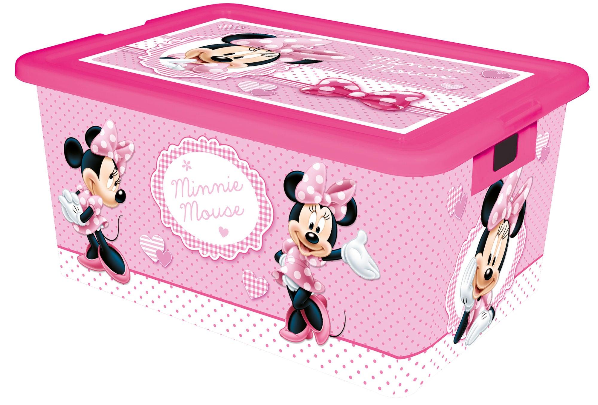 Disney Minni Hiiri Säilytyslaatikko 35 Liter