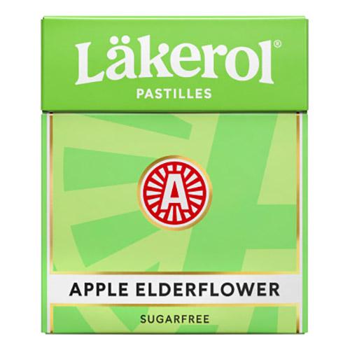 Läkerol Apple Elderflower - 1-pack