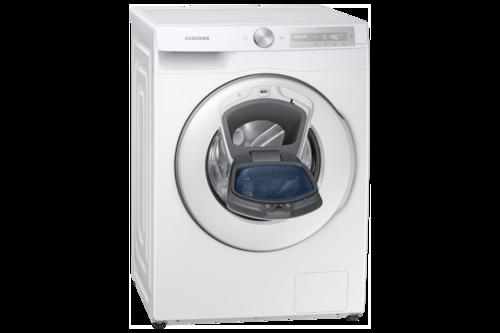 Samsung Ww80t656chh/s4 Tvättmaskin - Vit