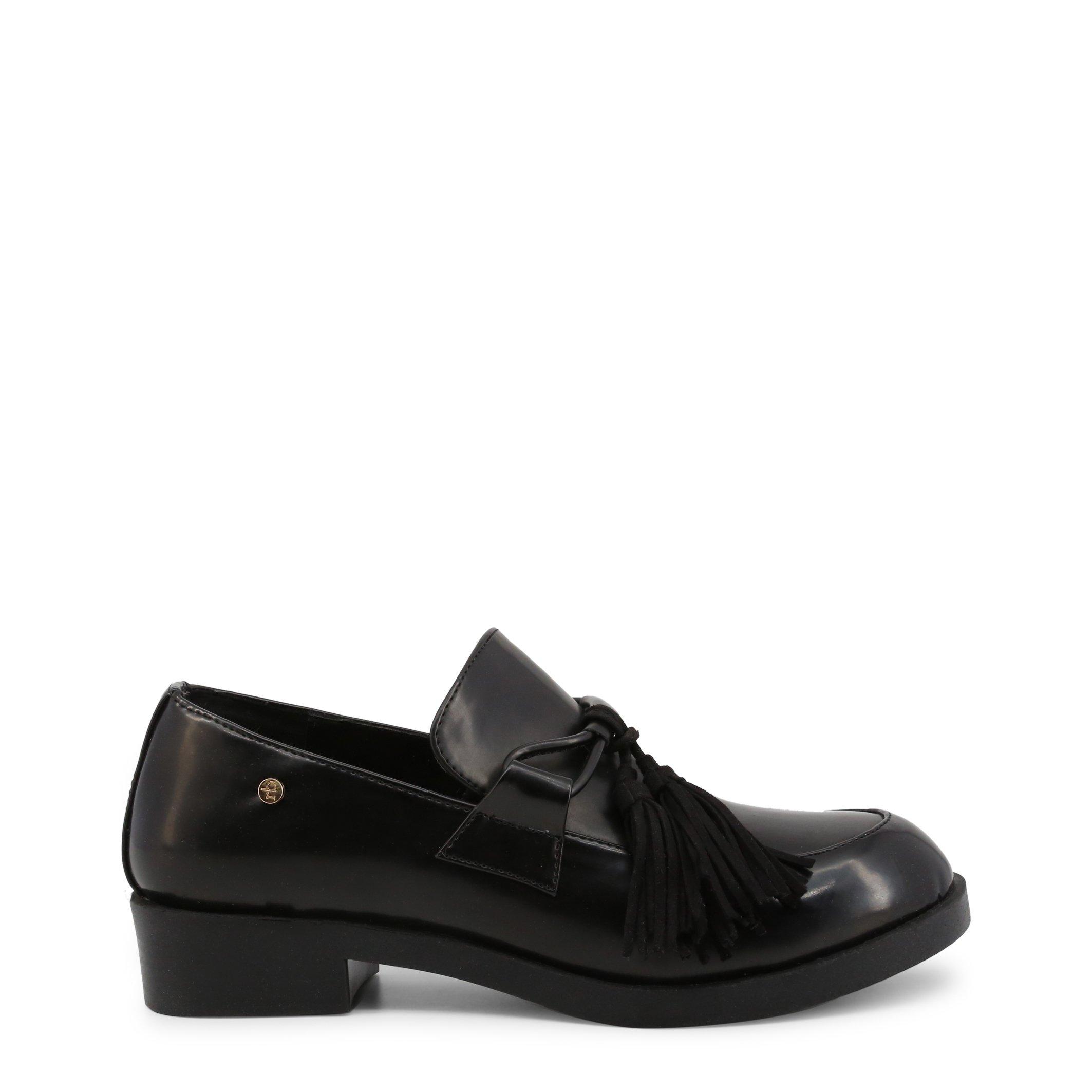 Roccobarocco Women's Loafer Various Colours RBSC1JS03 - black EU 35