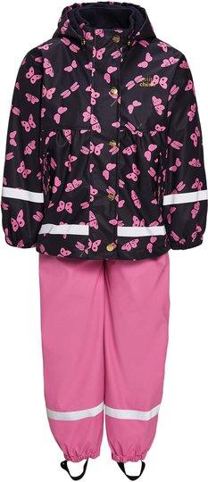 Petite Chérie Amira Fôret Regnsett, Butterfly Navy, 80
