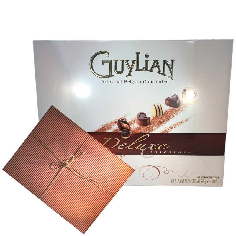Chokladask Deluxe-asort inslagen - 67% rabatt