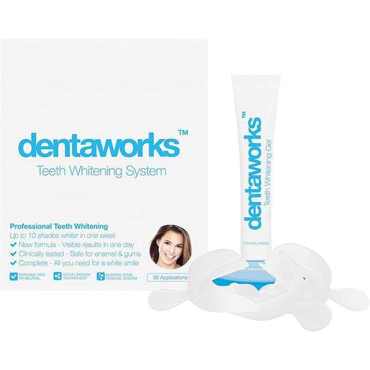 Teeth Whitening System, Dentaworks Hampaiden valkaisu