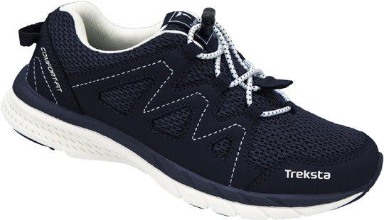 Treksta Wave Low GTX Sneaker, Dark Navy 23