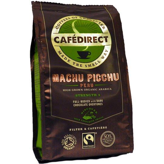 Kaffe Machu Picchu - 64% rabatt