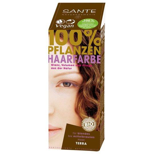 Sante Naturlig Hårfärg av örter, 100 g